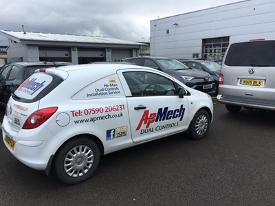 Dual Controls by Apmech North East
