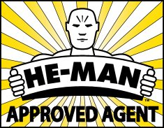 Official Agent for He-Man Dual Controls in North East England