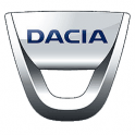 Dual controls fitted to dacia